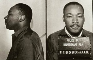 Martin Luther King, Jr. (Public Domain via Wikimedia)