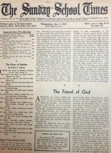 The Sunday School Times, May 3, 1947