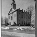 Kirtland Temple, 1934, from the LOC Historic American Buildings Survey collection