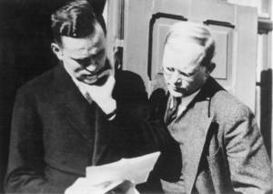 Bethge und Bonhoeffer