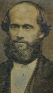James J. Strang, ca. 1856