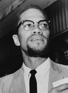 Malcolm X, 1964 Courtesy of the Library of Congress