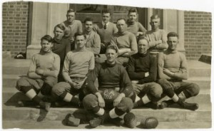 1916 Bethel Academy football team picture