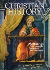 Cover of the Christian History issue on 25 Writings