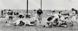 Bethel football in 1956