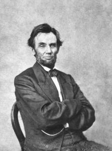 Abraham Lincoln, 1863