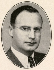 Emery Johnson, ca. 1943
