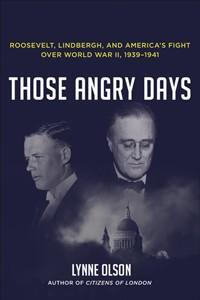 Olson, Those Angry Days