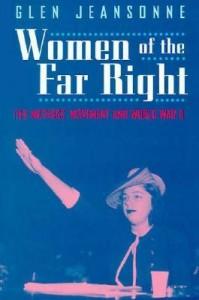 Jeansonne, Women of the Far Right