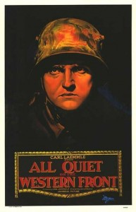 Poster for All Quiet on the Western Front (1930)