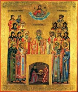 Icon of the Third Finding of the Head of John the Forerunner