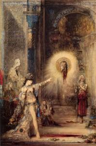 Gustave Moreau, ca. 1876