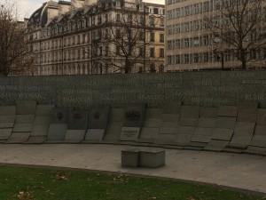Australian War Memorial in Hyde Park Corner