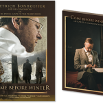 A New Movie on Dietrich Bonhoeffer