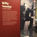 Billy Sunday vs. Kaiser Wilhelm the Mephistopheles