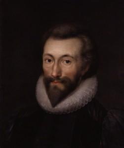 John Donne, ca. 1616