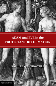 Crowther, Adam and Eve in the Protestant Reformation