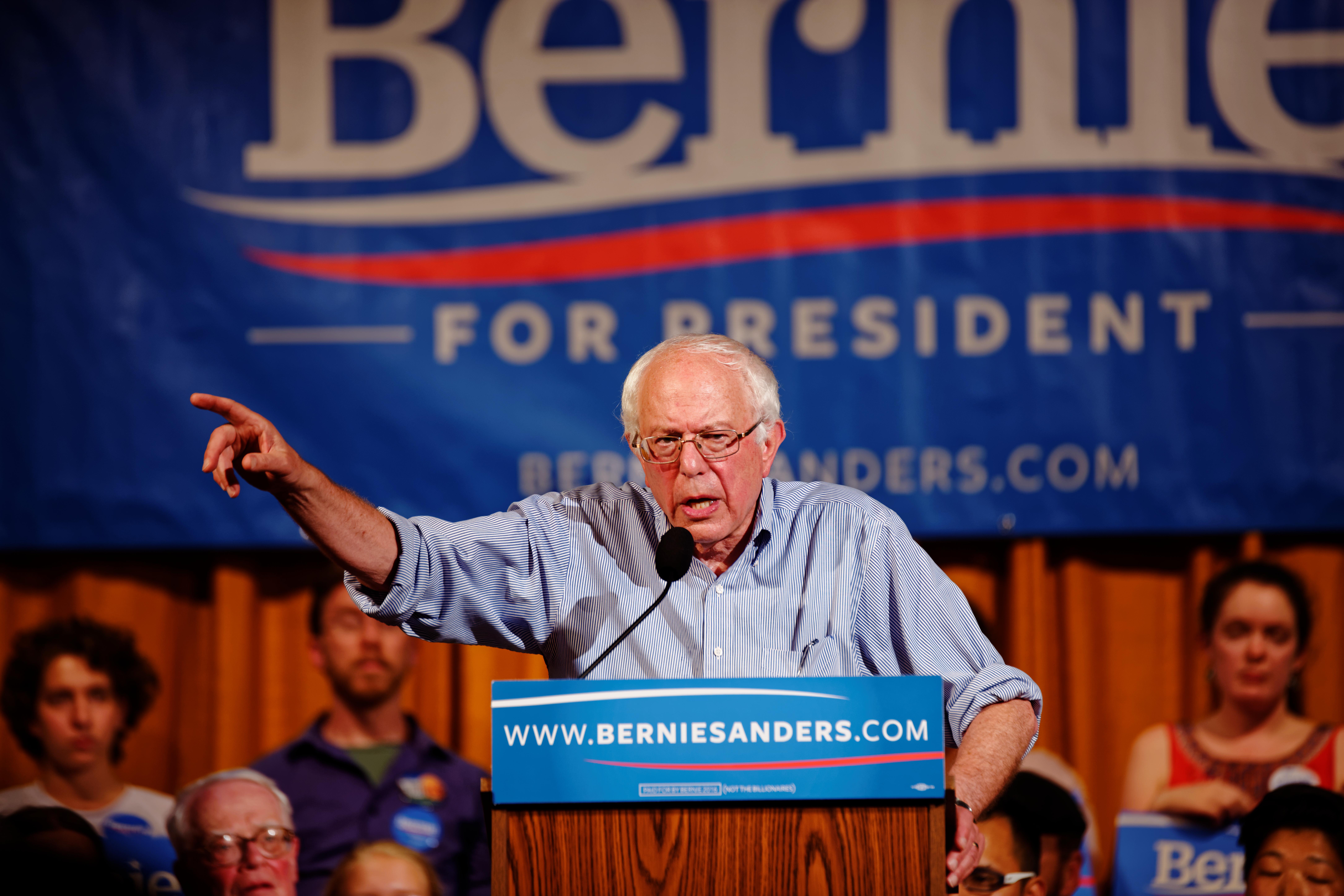 Bernie Sanders, Anti-Evangelical Bigot?