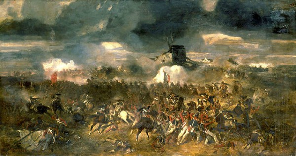 "Andrieux, ""The Battle of Waterloo"""