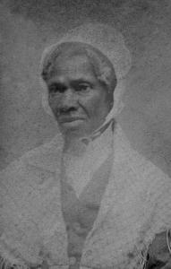 Sojourner Truth, photographed in 1864