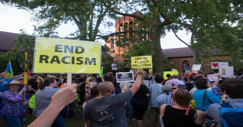 ending racism End racism by robert m hensel we all must bring our racism to end a message to all i long to send the colors of the world all join as one for the lord is our.
