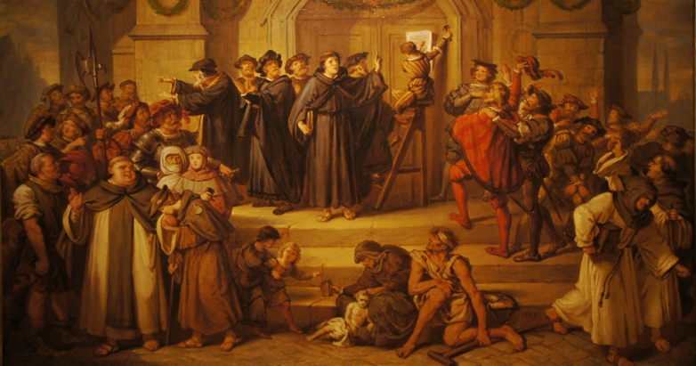 Hübner, The 95 Theses