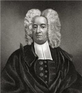 Cotton Mather, ca. 1700