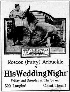 1024px-Hisweddingnight-newspaperad-1917