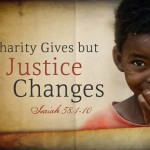 Charity vs. Justice part 2