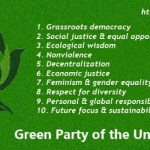 The Ten Key Values of the Green Party