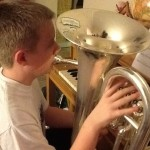 Hymns Through the Lens of a 13-Year-Old Young Man