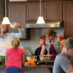 On Mother's Day, Kody and the kids prepare a big breakfast for their moms and grandmothers.