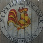 Electric Cock : free range organic fried chicken : South Congress