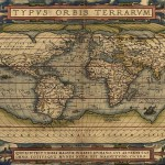 Abraham Ortelius 1570 [Public domain], via Wikimedia Commons