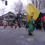 Procession Photos and May Day