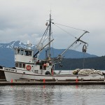 A fishing boat in my home port of Auke Bay, Alaska. By Gillfoto, via Wikimedia Commons.
