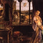 The Lady of Shalott (W.M. Egley)