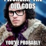AskAngus15: Hipster Hoarders