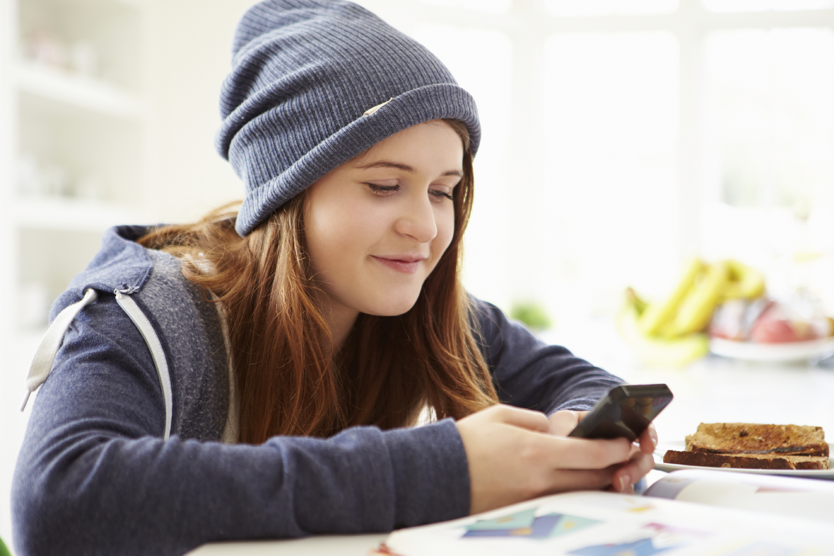 Crime and Punishment: When Do Teens Deserve Cell-Phone