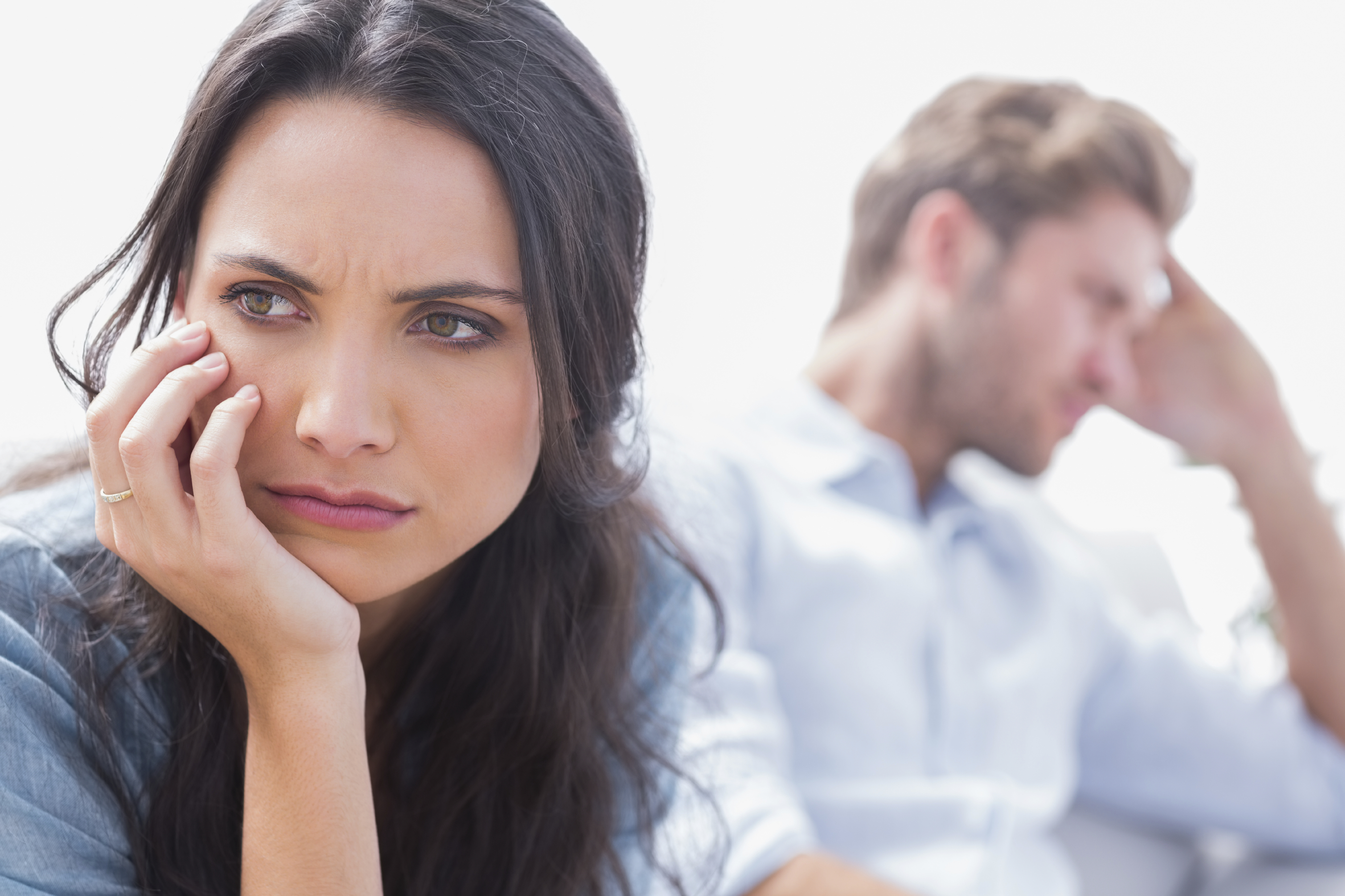Is your wife worried about something? 3 things to NEVER say.