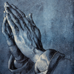 Albrecht Dürer's Praying Hands from 1508.