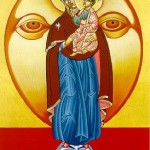 The Woman Clothed with the Sun, by Fr. William Hart McNichols