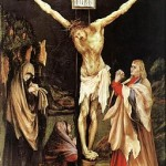 Matthias Grünewald's The Crucifixion of Christ, 1502