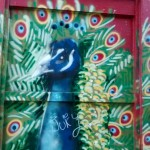 Graffiti in Olympia