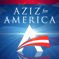 Aziz for America