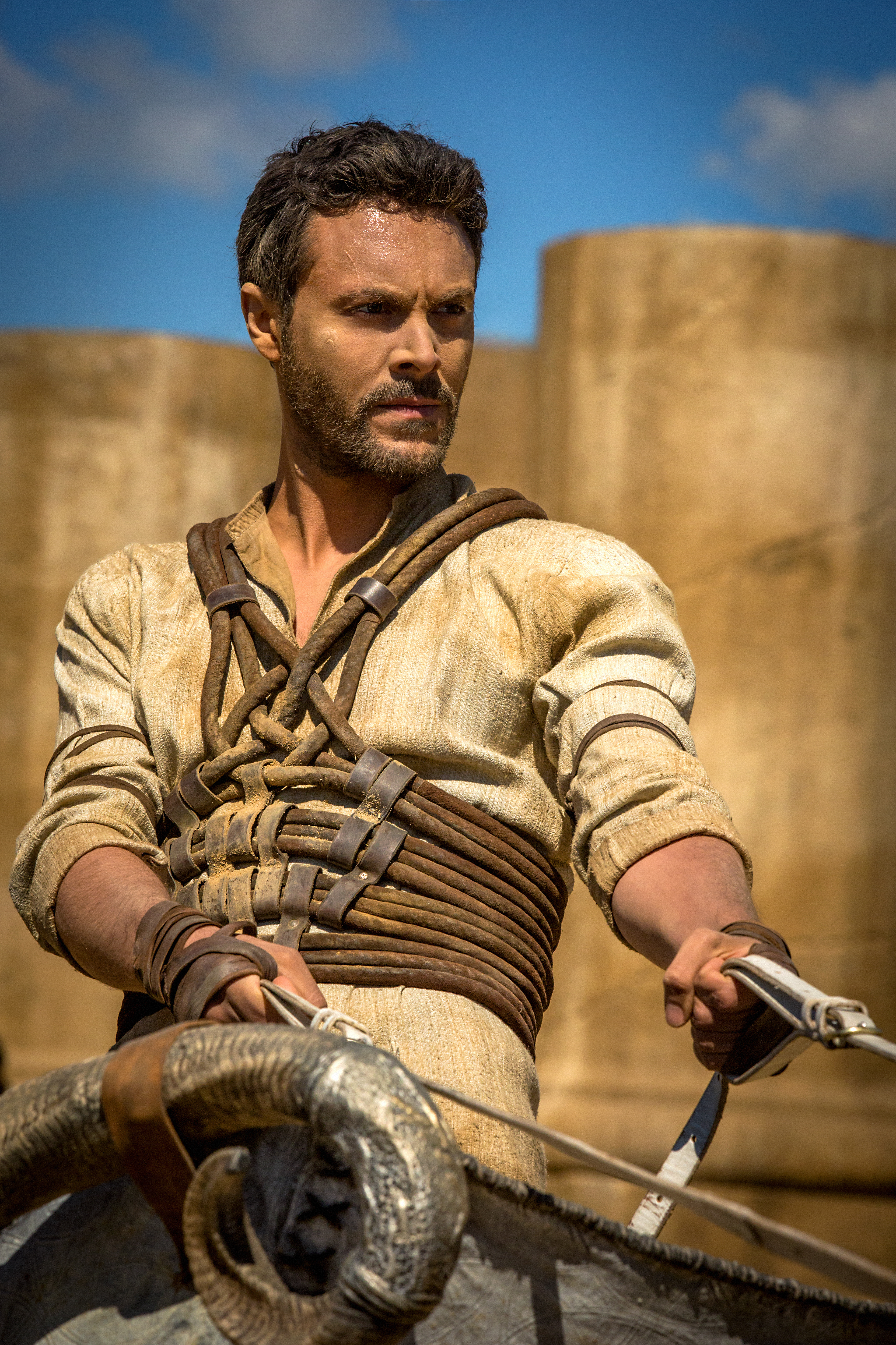 Studio Asked Him to Direct the New BEN-HUR Film and He Said 'No Way' Unless  He Could Change The Story in This Way