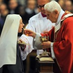 Why I Receive Communion on the Tongue