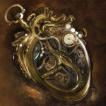 The Clock-work Music Heart by Aurelien Price