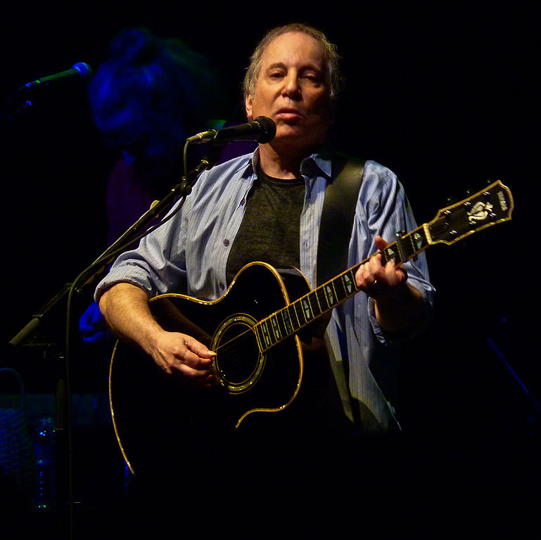 """Paul Simon at the 930 Club"" CC Wikimedia"