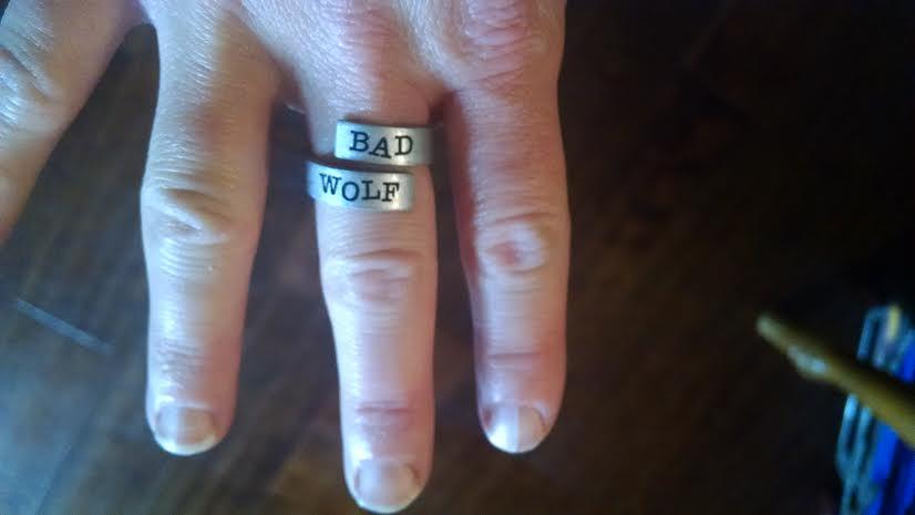 bad wolf ring